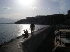 Antalya Harbour Wall