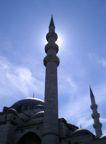 Glowing Minaret