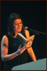 Jill Peeters (weervrouw VTM én schrijfster)