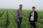 Carlos Noë en Sonia Sucaet - bio-akkerbouw